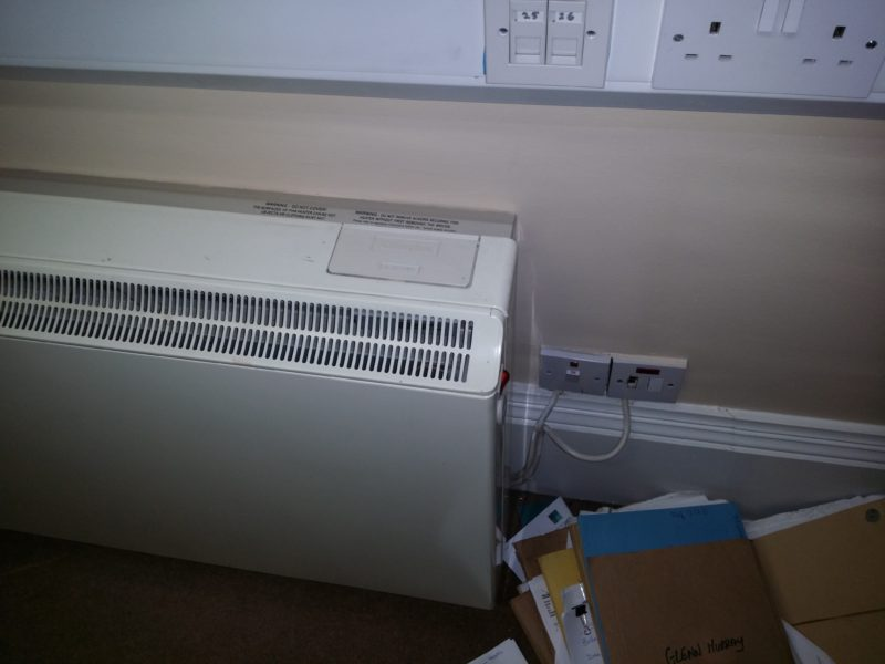 Storage Heater Repair